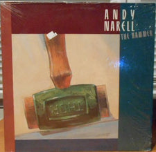 Andy Narell -The Hammer - VG+ 1987 Stereo USA Promo - Jazz/Reggae