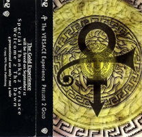 Prince - The VERSACE Experience: PRELUDE 2 GOLD - New Cassette 2019 Legacy RSD Exclusive Release - Rock