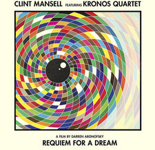 Clint Mansell Featuring Kronos Quartet ‎– Requiem For A Dream - New Vinyl Record 2016 Nonesuch Record Store Day Gatefold 2-LP 180gram + Download, Limited to 5000