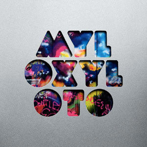 Coldplay ‎– Mylo Xyloto - New Lp Record 2011 USA Vinyl - Alternative Rock / Pop Rock