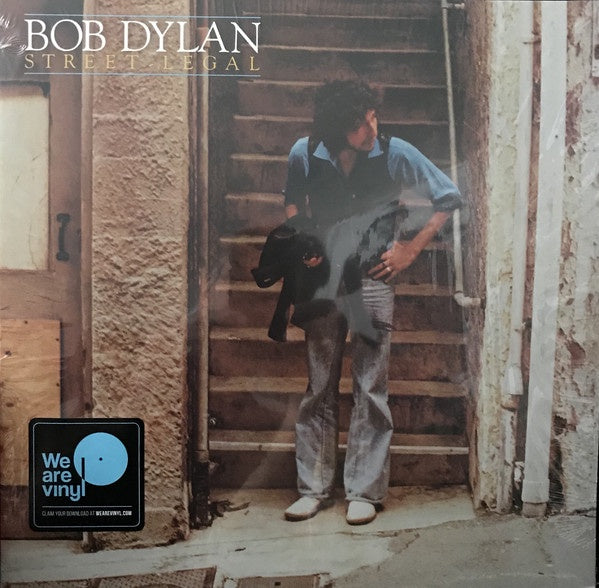 Bob Dylan ‎– Street-Legal (1978) - New Lp 2019 Columbia EU Reissue with Download - Folk Rock