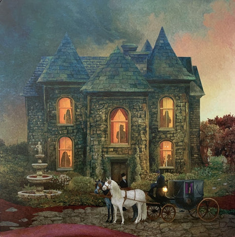 Opeth - In Cauda Venenum [English Version] - New 2 LP Record 2019 Nuclear Blast Black Vinyl - Death Metal / Prog Rock