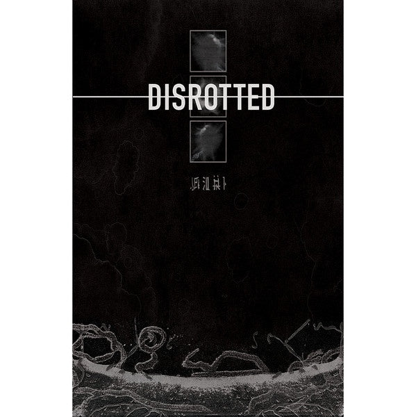 Disrotted ‎– Cryogenics - New Cassette 2019 Grindfather UK Colored Tape - Sludge Metal