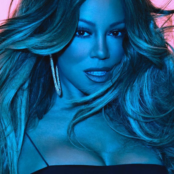 Mariah Carey ‎– Caution - New Vinyl Lp 2018 Epic 150 gram Pressing with Gatefold Jacket and Download - R&B / Pop
