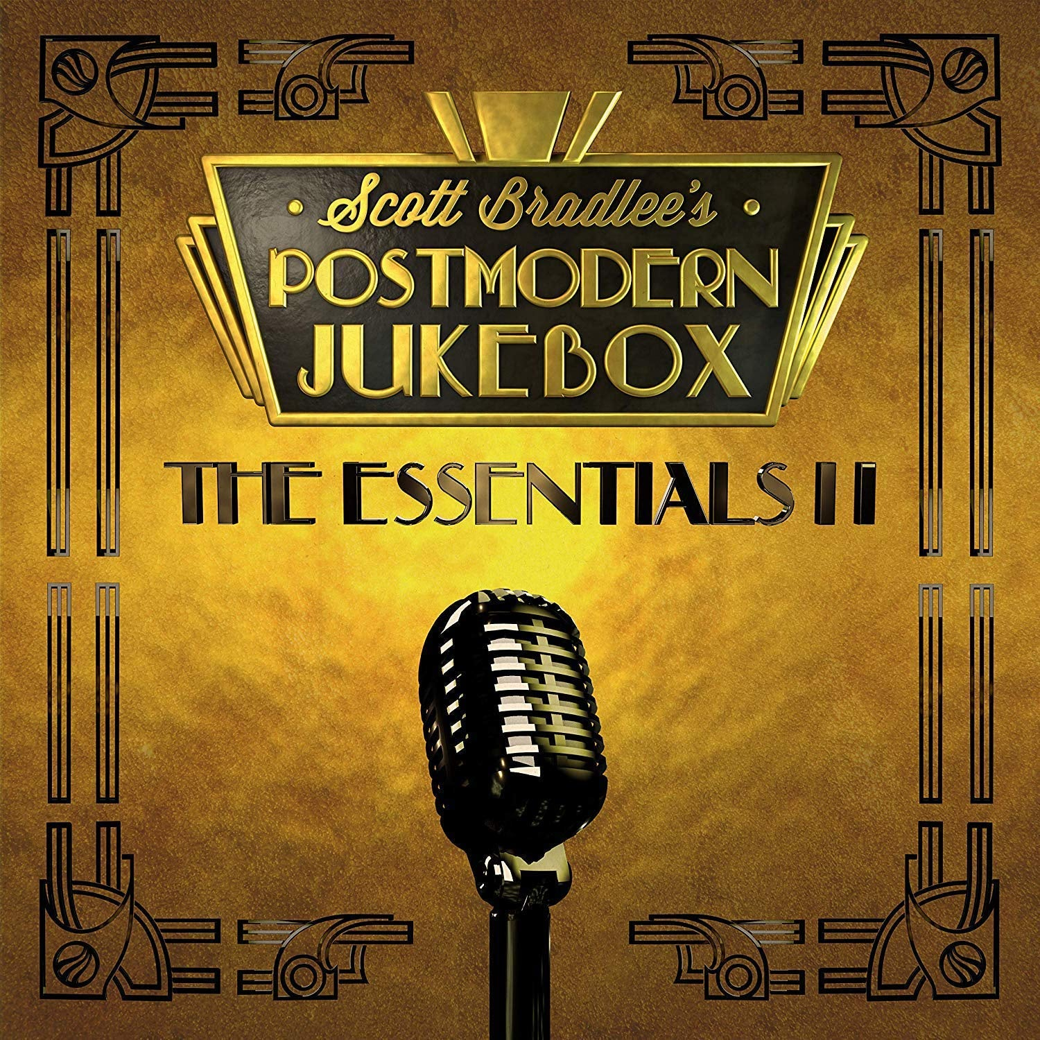Scott Bradlee's Postmodern Jukebox —Essentials II - New Vinyl 2 Lp 2018 Concord Records Compilation - Big Band Jazz Covers