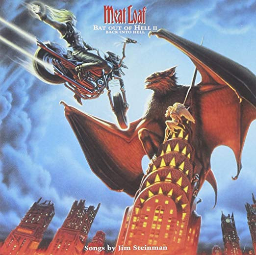 Meat Loaf ‎– Bat Out Of Hell II: Back Into Hell (1993) - New Vinyl 2 Lp 2019 UMe '25th Anniversary' 1st Pressing with Gatefold Jacket - Pop Rock