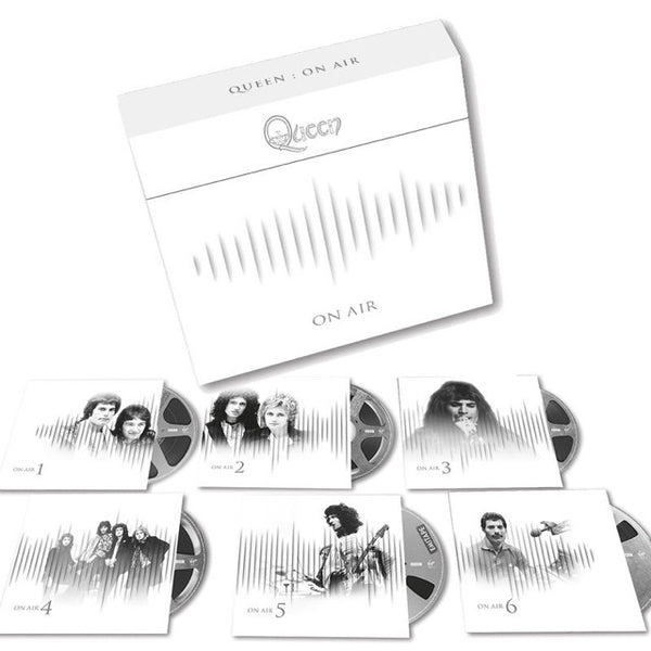 Queen - On Air - New Vinyl Record 2016 Virgin Records Complete BBC Radio Sessions on 3-LP 180gram Vinyl - Rock