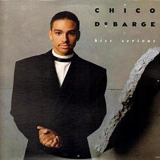 Chico DeBarge ‎– Kiss Serious - Mint- 1987 USA Record Vinyl - Funk