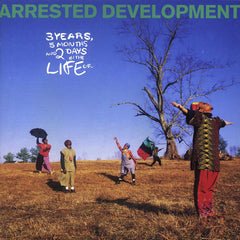 Arrested Development - 3 Years, 5 Months and 2 Days in the Life of - New Vinyl 2017 Capitol Records 2-LP Reissue - Rap / Hip-Hop