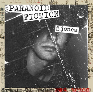 Lost Boy ? - Paranoid Fiction - New Vinyl Lp 2018 Little Dickman Records Pressing with Download - Punk