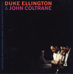 Duke Ellington & John Coltrane ‎– Duke Ellington & John Coltrane (1963) New Vinyl 1997 Impulse! 180gram Gatefold Reissue USA - Jazz