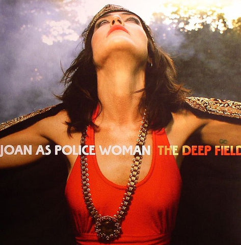Joan As Police Woman - The Deep Field - New 2019 Record 2 LP Limited Edition Transparent Orange Vinyl - Indie / Acoustic / Alt Rock