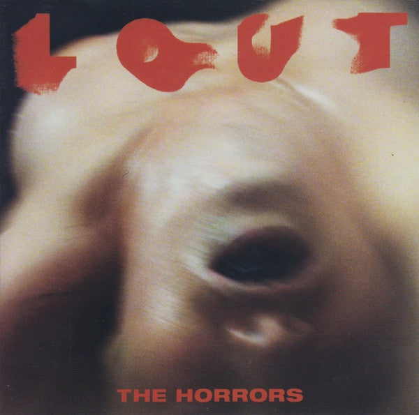 "The Horrors ‎– Lout - New 7"" Single Record 2021 Wolf Tone Europe Import Red Vinyl - Rock / Electronic / Industrial"