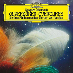 Jacques Offenback, Berliner Philharmoniker - Ouverturen Overtures - New Lp 2019 Deutsche Grammophon 180gram Import - Classical