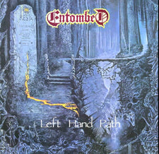 Entombed ‎– Left Hand Path (1990) - New Vinyl 2017 Earache Reissue (Remastered from the Original Tapes) - Death Metal