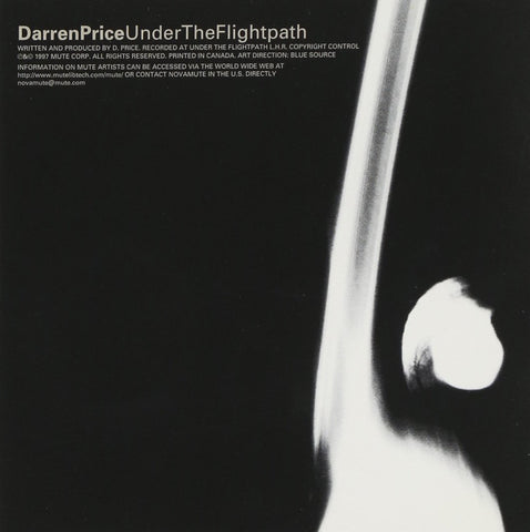 Darren Price ‎– Under The Flightpath (1997) - New Vinyl 2 Lp 2004 Mute USA Pressing - Electronic / Breacks / Tech House
