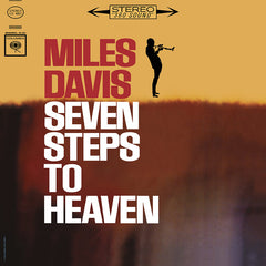 Miles Davis - Seven Steps To Heaven (1963) - New Vinyl 2017 Limited Edition Quality 200Gram Gatefold Reissue from the Original Analog Masters - Jazz / Hard Bop