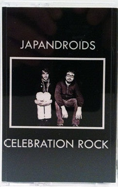Japandroids ‎– Celebration Rock - New Cassette 2016 Polyvinyl USA Transparent Red - Garage Rock / Punk