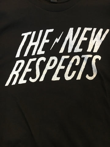 The New Respects Black L T-Shirt