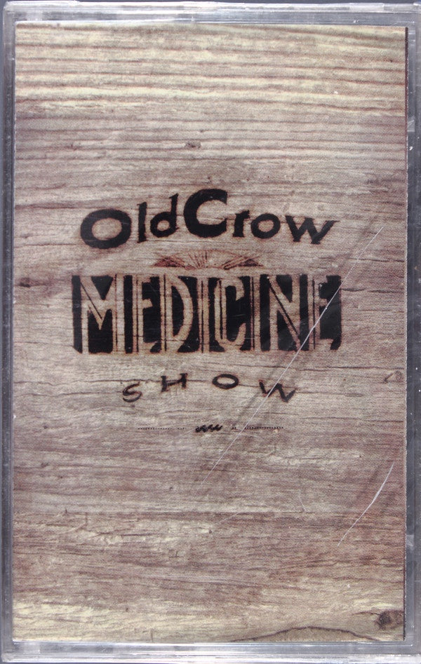Old Crow Medicine Show ‎– Carry Me Back - New Cassette 2012 ATO USA Tape - Folk Rock