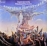 Eugene Ormandy & The Philadelphia Orchestra - Berlioz - Symphonie Fantastique - Mint- 1978 Stereo USA - Classical