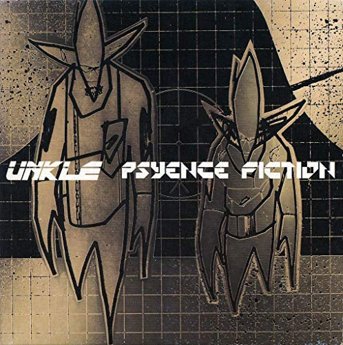 UNKLE - Psyence Fiction - New Vinyl 2019 London Classics 2 Lp - Trip Hop / Downtempo