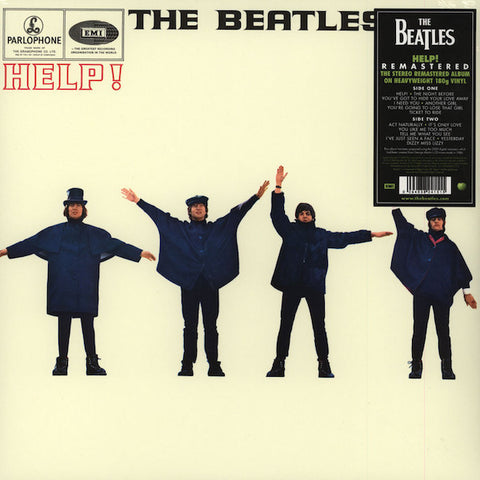 The Beatles ‎– Help! (1965) - New LP Record 2012 Europe Import 180 gram Stereo Vinyl - Pop / Rock & Roll / Beat