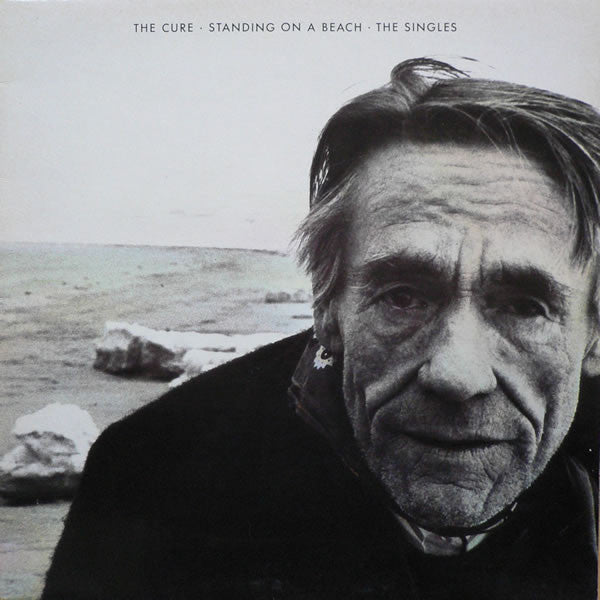 The Cure - Standing On A Beach - The Singles - Mint- 1986 (Original Press With Matching Inner Sleeve) USA - Rock/Atl Rock