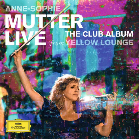 Anne-Sophie Mutter, Lambert Orkis, The Mutter Virtuosi, Mahan Esfahani ‎– The Club Album (Live From Yellow Lounge) - New 2 LP Record 2015 Deutsche Grammophon 180 gram Black Vinyl & Download - Classical / Baroque / Modern
