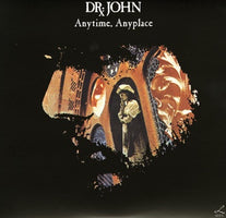 Dr. John ‎– Anytime, Anyplace (1974) - New Vinyl Lp 2018 DOL 180gram EU Import Reissue - Blues Rock / Bayou Funk