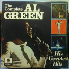 Al Green - The Complete Al Green His Greatest Hits - VG- (Low Grade) Stereo 2 Lp Set USA 1977 - Funk/Soul