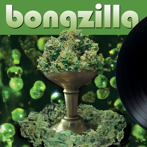 Bongzilla - Stash - New 2019 Record LP Standard Black Resissue - only 500 copies! - Stoner Metal