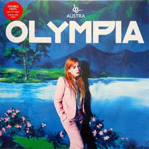 "Austra - Olympia - New Vinyl 2013 Domino 2 Lp Pressing with 12"" Insert and Download - Electronic / Pop"