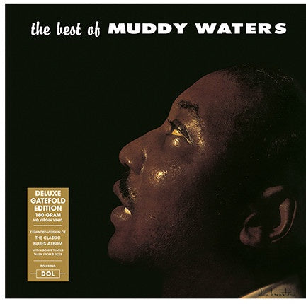 Muddy Waters ‎– The Best Of (1957) - New LP Record 2017 DOL EU Import 180 gram Compilation Reissue - Chicago Blues