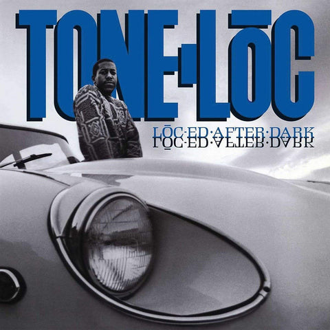 Tone-Lōc ‎– Lōc'ed After Dark (1988) - New Lp Record 2018 USA Vinyl - Pop Rap / Hip Hop