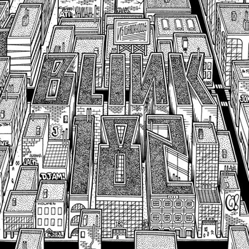 Blink-182 - Neighborhoods - New Vinyl 2016 Geffen / UME Deluxe Gatefold 2-LP 180gram Vinyl Reissue - Punk / Pop-Punk
