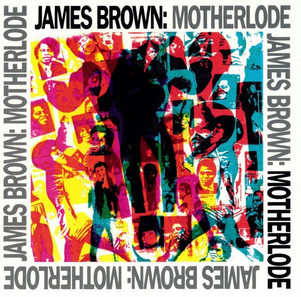 James Brown - Motherlode - New Vinyl 2 LP 2019 Polydor 180gram  Reissue - Funk / Soul
