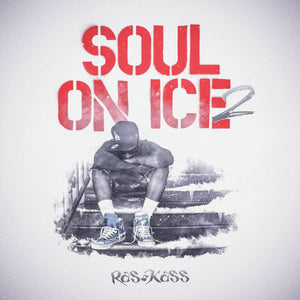 Ras Kass ‎– Soul on Ice 2 - New 2 Lp Record 2019  Clear Vinyl - Conscious Hip Hop