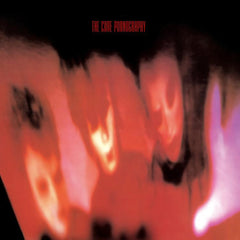 The Cure - Pornography - New Vinyl 2016 Elektra / Rhino 180gram Remastered Reissue - Darkwave / Post-Punk / Goth