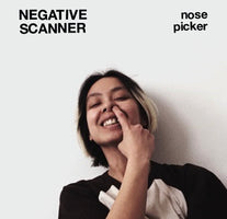 (PRE-ORDER) Negative Scanner - Nose Picker - New Vinyl Lp 2018 Trouble In Mind Limited Edition Pressing on 'Snot Green' Colored Vinyl - Chicago, IL Post-Punk
