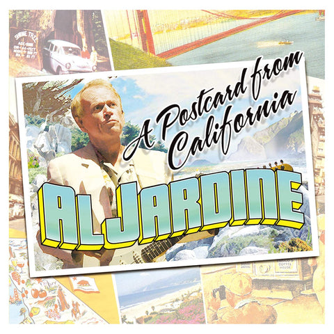 Al Jardine - A Postcard From California - New Vinyl Lp 2018 Friday Music RSD Black Friday Pressing with Gatefold Jacket (Limited to 1000) - Pop