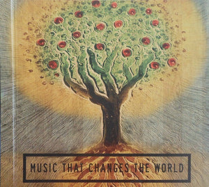 Various ‎– Music That Changes The World - New 4 Lp Record 2012 David Lynch Foundation USA Vinyl & Book - Rock / Pop / Hip Hop