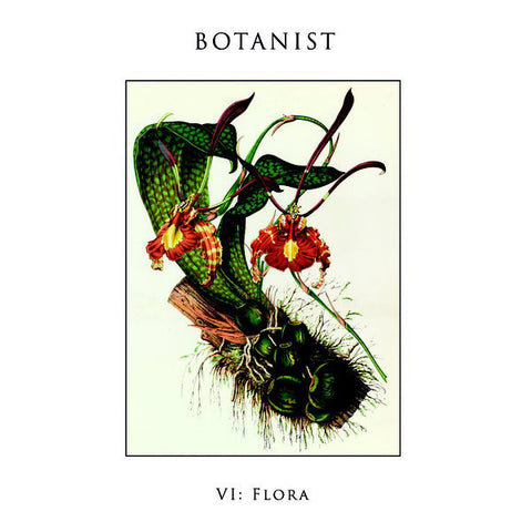 Botanist - VI: Flora - New Vinyl Record 2014 The Flenser Records LP on Unknown Color Vinyl - Avant Garde / Experimental Black Metal