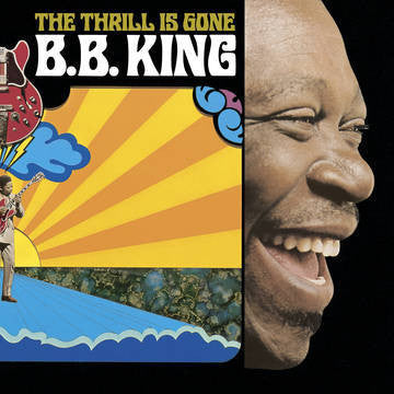"B.B. King - The Thrill Is Gone - New Vinyl 2015 Record Store Day Black Friday 10"" Limited to 3000 Copies"