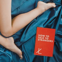 Twin XL - How To Talk To Strangers - New 2019 Record EP Limited Edition Blue Vinyl with Colored Vinyl Insert - Pop / Alt Rock