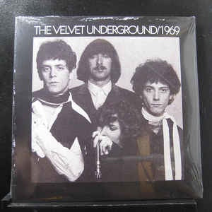 The Velvet Underground - 1969 - New 2 LP Record 2019 Limited Edition Translucent Blue Vinyl - Art Rock / Psych Rock