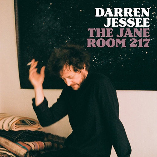 Darren Jessee (of Ben Folds Five) - The Jane Room 217 - New Vinyl Lp 2018 Bar/None Pressing - Indie Rock