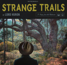 Lord Huron - Strange Trails - New Vinyl 2017 IAMSOUND Ten Bands One Cause Limited Edition Pink Vinyl (Ltd. to 2000) - Folk Rock