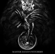 Bestial Raids ‎– Master Satan's Witchery - New Vinyl 2017 Nuclear War Now! Pressing with Insert and Poster (Czech Import) - Black / Death Metal