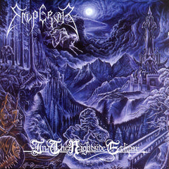 Emperor - In The Nightside Eclipse - New Vinyl 2017 Spinefarm / Candlelight Limited Edition 180gram Colored Vinyl Reissue w/ Original Art - Black Metal